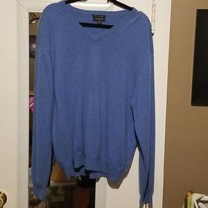 Cashmere Vneck Sweater